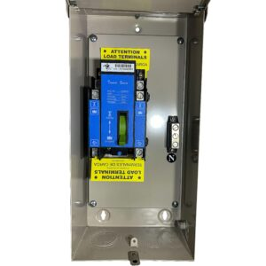 MTS2P125 with Enclosure